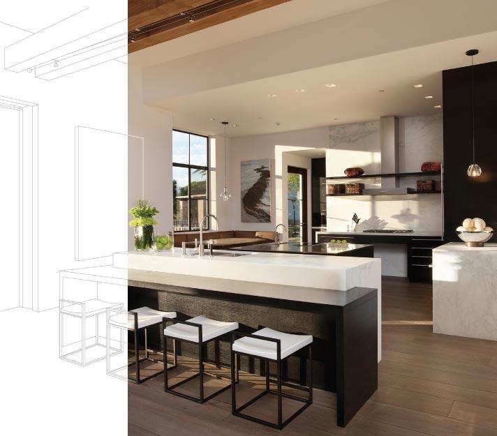 Philosophy – Chris Moore, interior Design, custom home interiors.